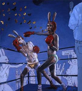 Bunny Boxing